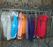 Одежда для кукол - платья и ......