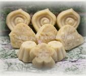 Мыло ручной работы - Мыло-шампунь «Яблоко с корицей»