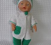 Одежда для кукол - Одежда для куклы Baby Born (Беби Бон ). Костюм  №2