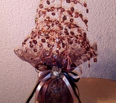 """Оригинальные подарки - Дерево счастья """"Шоколадный водопад"""""""