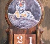 Календари - Вечный календарь Тигр