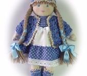 Вальдорфские куклы - Зимми