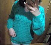 Шитье, вязание - Вязаная кофта