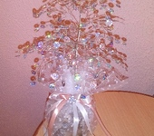 """Оригинальные подарки - Дерево счастья """"Искристый звездопад"""""""