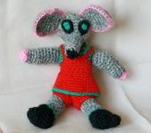 Зверята - мышка