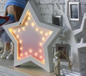 """Для новорожденных - Ночник """"Звезда"""" Звездочка"""