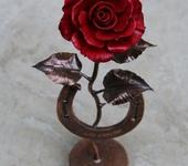"""Оригинальные подарки - """"Роза счастья"""" (медь)"""