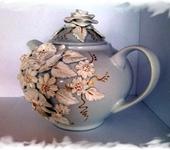 Декоративная посуда - чайник заварочный 0,5 л