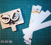 Инструменты для рукоделия - Машинка для гофрирования