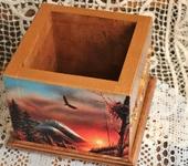 Оригинальные подарки - Карандашница Eagle
