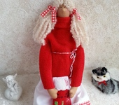 Куклы Тильды - Тильда - ангел домашнего уюта