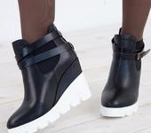 Обувь ручной работы - Ботильоны, Amedea