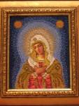 Элементы интерьера - Икона Умиление Богородицы