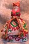 Народные куклы - Кукла Столбушка