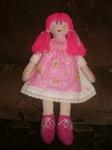 Народные куклы - Тряпичная кукла