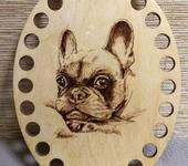 Инструменты для рукоделия - Бобик органайзер для вышивки крестом