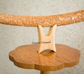 Элементы интерьера - Статуэтка. Ручная резьба по дереву.Для дома и интерьера №6