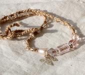 Колье, бусы - Ожерелье для девочки «Ним»