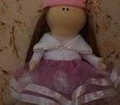 Другие куклы - Текстильная куколка