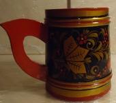 Кружки, чашки - Деревянная кружка