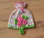 Одежда для девочек - шапочка