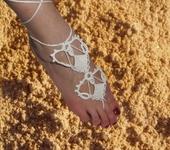 Браслеты - украшения для ног