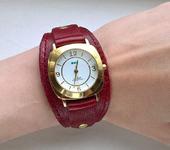 Часы - Кожаные браслеты и ремешки для часовна заказ