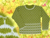 Кофты и свитера - Джемпер для девочки