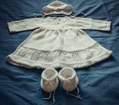 Комплекты - Крестильный набор для девочки