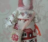 Народные куклы - Куклы обереги изготовленные на основе традиционной народной куклы из натуральных материалов и с любовью