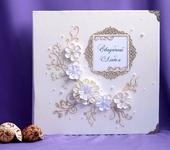 Свадебные фотоальбомы - Свадебный альбом Воздушный