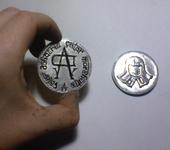 Кулоны, подвески - Монета Валар Моргулис