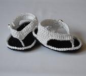 Обувь для детей - Пинетки-сланцы для малюток