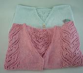 Кофты и свитера - Кардиганы (ручное вязание)