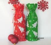 Оригинальные подарки - Мешочек под бутылку
