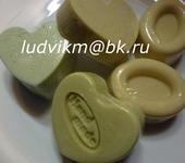 Мыло ручной работы - Твёрдый шампунь (шампуневое мыло)