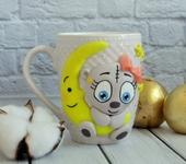 Кружки, чашки - Мишка Тедди