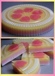 Мыло ручной работы - Мыльный торт