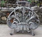 Мебель - Дровница кованная от Арипова Дмитрия