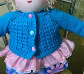 Вальдорфские куклы - куколка Сонечка