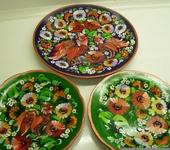 Декоративная посуда - Тарелка настенная