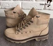 Обувь ручной работы - Тимберленды, Amedea