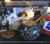 Декоративная посуда - Набор для питья матэ