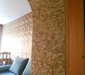 Элементы интерьера - Уникальный деревянный мозаичный узор 3D