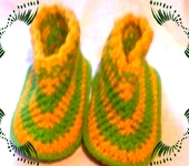 Обувь для детей - Детские башмачки для дома