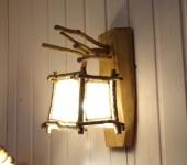 Светильники, люстры - настенный светильник