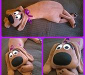 Подушки, одеяла, покрывала - Подушка-собака