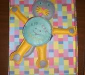 """Развивающие книги - Книжка-игрушка """"Кто как говорит?"""""""