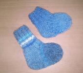Носки и гольфы - носочки детские шерстяные