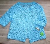 Пиджаки, жакеты - Кружевной жакет